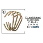 Kit de crochets C-HOOK